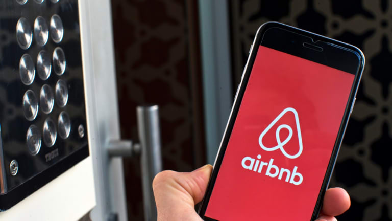 About 60 per cent of Airbnb listings host guests for between one and 30 nights per year.