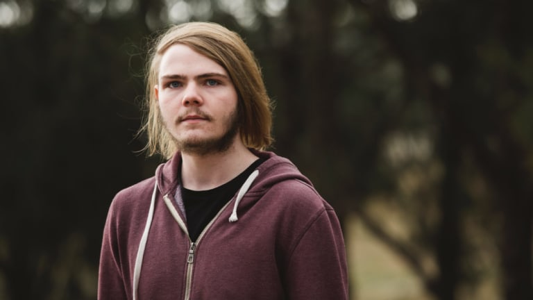 """""""People like me are just going through a hard time"""": Zane, 17."""