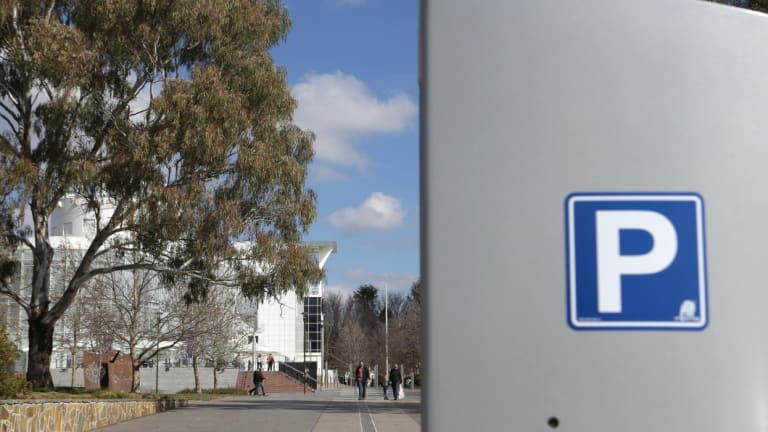 Canberrans will pay more for parking near the city's icons.