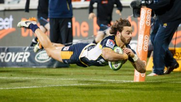 The Brumbies had a year of ups and downs in Super Rugby.