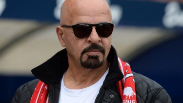 Marwan Koukash tried to sign SBW for the Salford Reds back in 2013.