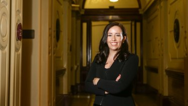 Kaila Murnain has found lawyers, doctors and academics to stand for Labor at next year's election.