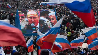 The health of Russia's economy has rapidly declined.