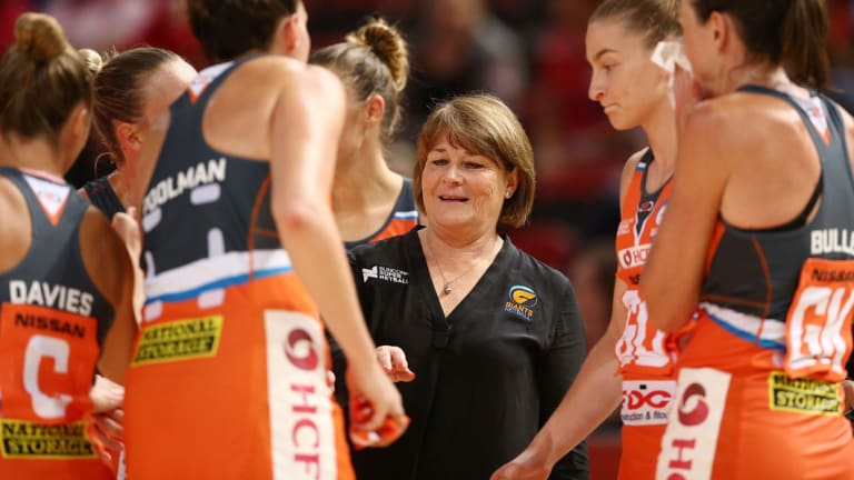 Giants Netball coach Julie Fitzgerald has welcomed the Canberra appointments.
