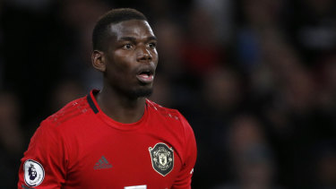 Paul Pogba was the target of racist abuse on Twitter.