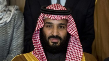 "Crown Prince Mohammed bin Salman is trying to prepare Saudi Arabia for the ""post-oil age."""