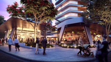 Stockland has sold its Toowong shopping centre.