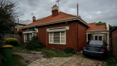 Moving in: The $2.3 million Northcote home in Mr Feeney's seat that wasn't declared.