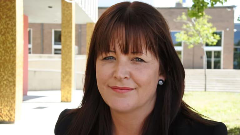 Property Council ACT executive director Adina Cirson.