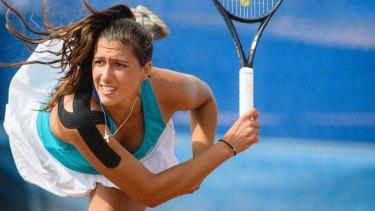 Jaimee Fourlis is looking to defend her title.