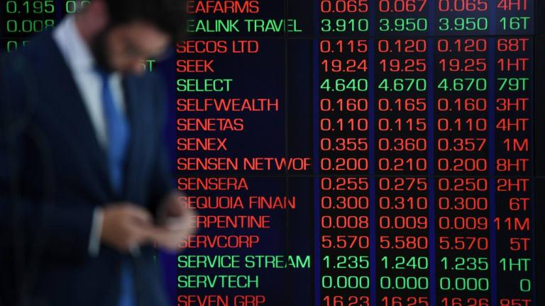 Australian shares  experienced a sharp sell off on Thursday.