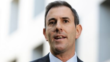 Shadow Minister for Finance Jim Chalmers, who has a young family, has opted to bow out of Labor leadership contention.