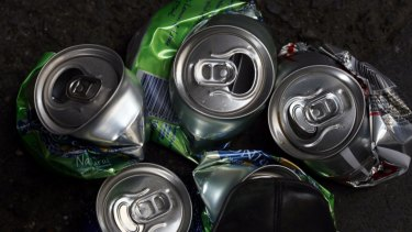 A container deposit scheme is coming to Queensland.