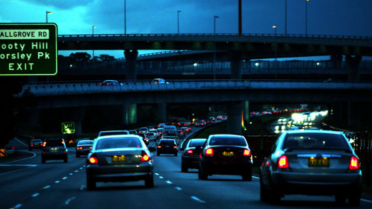 Why do we let congestion waste around $20 billion a year in our capital cities alone?