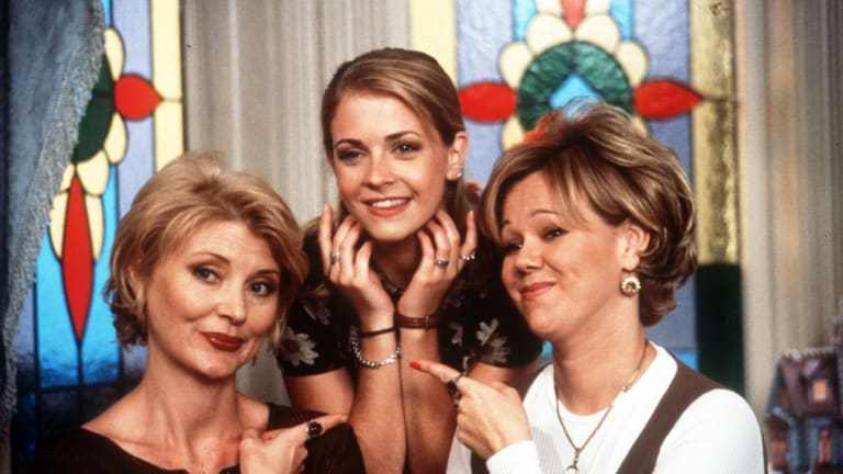 The original Sabrina the Teenage Witch will be among the 7000 series available on 10 All Access at launch.