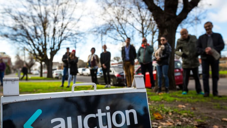 Stamp duty from property sales has swollen the state's coffers.