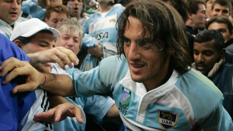 Statesman: Pichot has transitioned from inspirational Test figure to international rugby statesman.