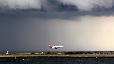 The ACCC is concerned about a lack of regulation to constrain the market power of the largest airports.