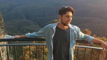 Service station attendant Zeeshan Akbar was fatally stabbed while at work.