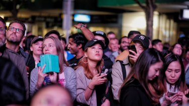 The state government cited growing crowds as a factor in reformatting the event.