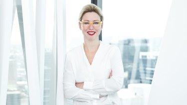 Elaine Stead ran Blue Sky's venture capital exposure.