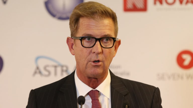 Seven West Media chief executive Tim Worner recently resubmitted a bid.
