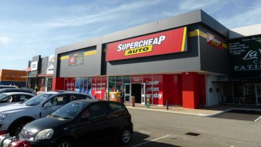 Super Retail Group, the owner of Supercheap Auto, has laid out plans for a digital refit.