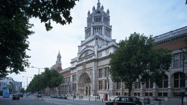 Victoria and Albert Museum, London.