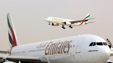 Emirates has seen its profits bounce back.