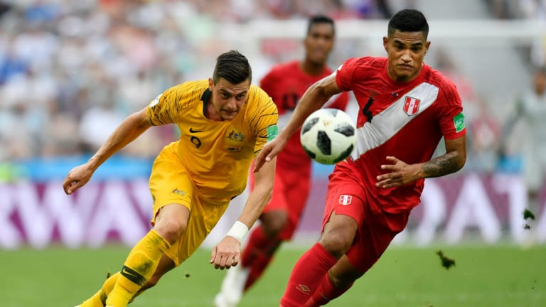The World Cup took out the top spot for Australians in 2018.