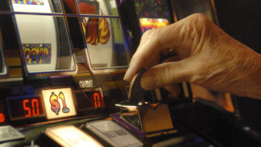 A key problem for the industry is that pokies players are ageing.