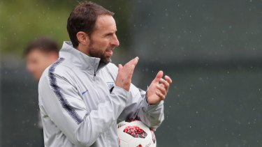 Reward: Southgate wanted to stick with most of the squad that performed well in Russia.