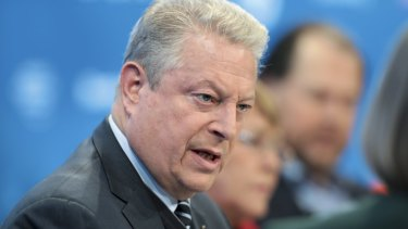 Al Gore will be in Brisbane this week for the Climate Reality conference.