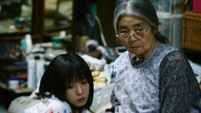 'A family living in poverty will depend on the pension that the older persons are receiving so, when they pass, the families do not report the death', says director Hirokazu Kore-eda.