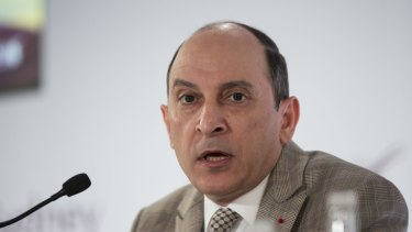 Qatar Airways CEO Akbar Al Baker has threatened to quit Oneworld before.