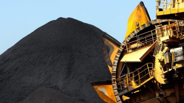 Coal imports from Australia through China's Dalian port have reportedly been banned, or at least slowed.