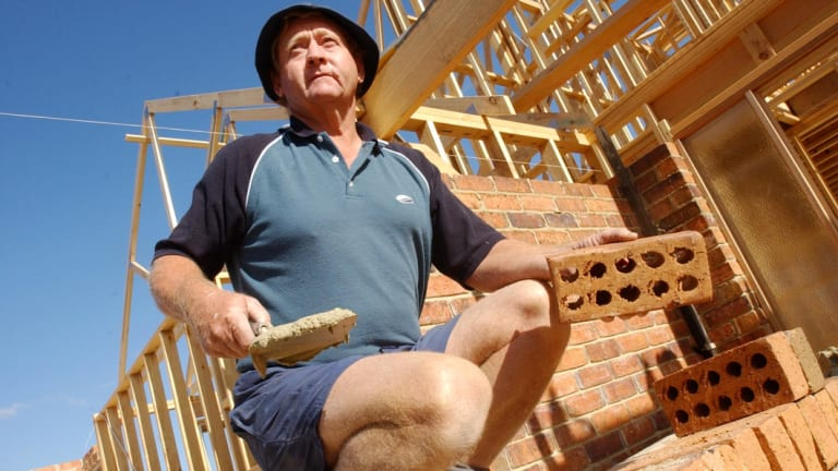 Tradies hone their skills, make masses of dough, become their own bosses and have decent colleagues.