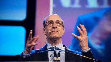 Harvard professor Ken Rogoff is a debt crises expert.