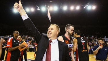 Hawks coach Rob Beveridge has given Canberra the thumbs up.