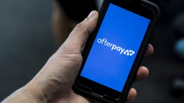"Afterpay confirmed it was ""in dialogue"" with the regulator in a statement to the ASX on Thursday."