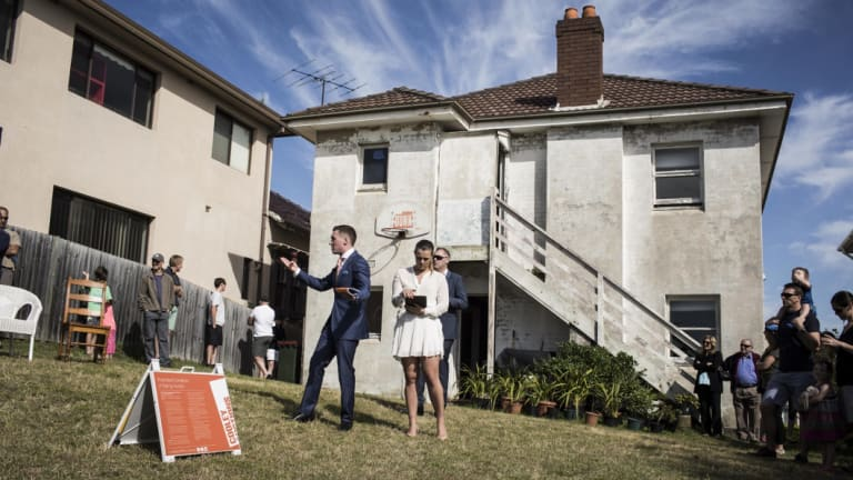 Sydney's property market is cooling, and more falls are expected.