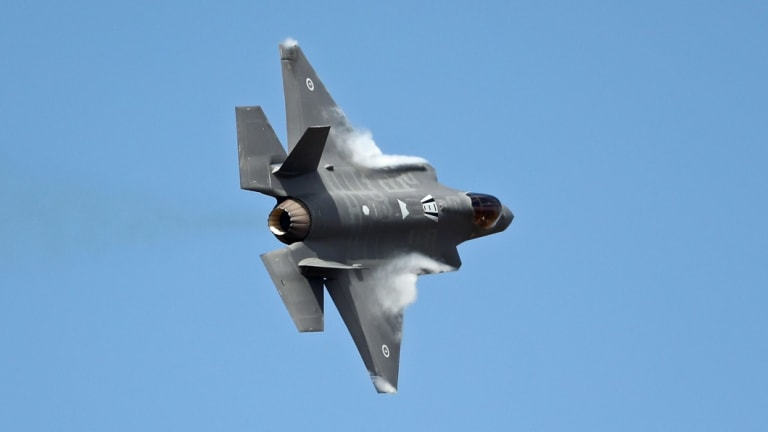Australia is spending up big on Joint Strike Fighters.
