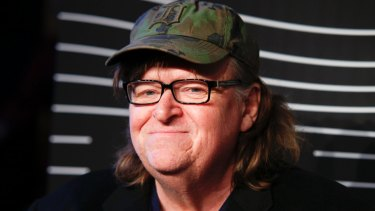 Michael Moore's next doco Fahrenheit 11/9 focuses on Trump's election win.
