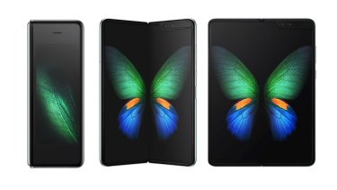 Samsung's Galaxy Fold is very exciting, if not perfectly smooth