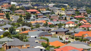 Victoria's housing market remains soft - but it may be bottoming out.