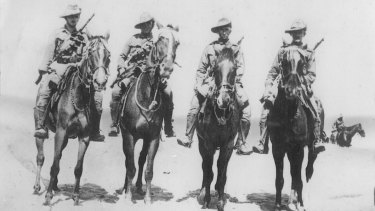 The Jericho Cup commemorates the Australian and New Zealand light horse involvement in the First World War.