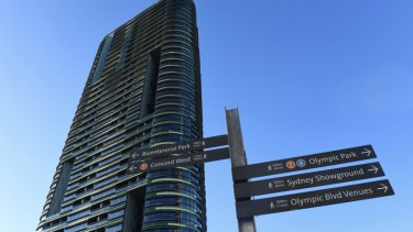 Some evacuated residents of the Opal Tower could have to move again on New Year's Eve.