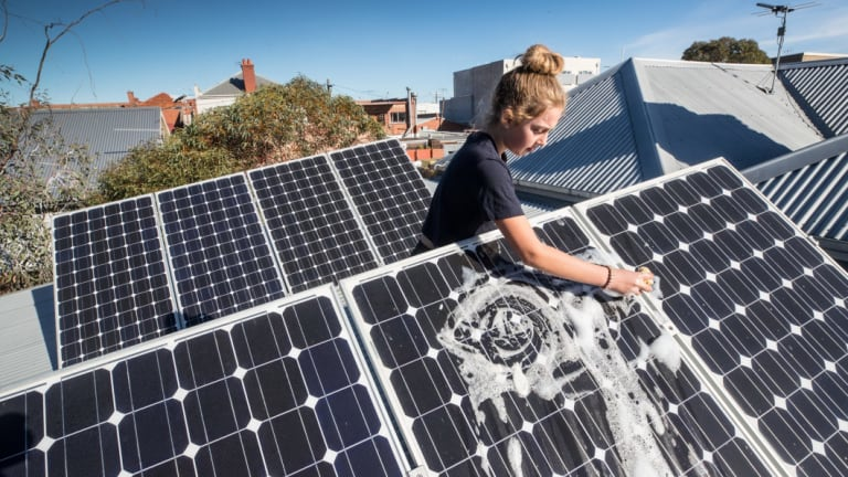 Getting solar panels on your roof is not a 'set and forget' matter, Choice says.