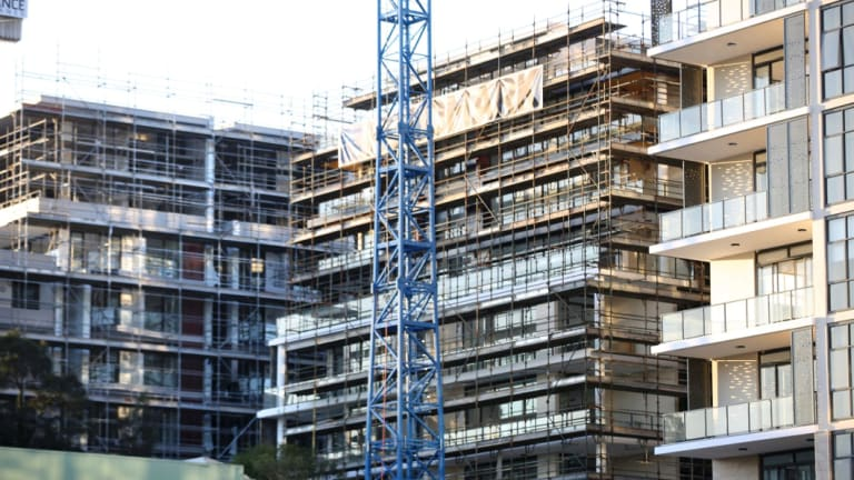Construction and building products group Fletcher is reporting a 'sharp contraction' in Australia's housing market.
