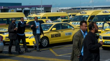 The review raised concerns over how much airports charged taxi drivers and other businesses to use their access roads.